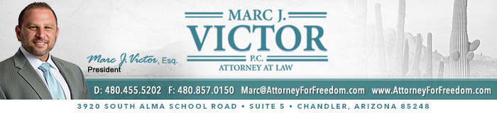 Marc J. Victor P.C. Attorney At Law /