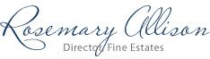 Rosemary Allison, Director, Fine Estate
